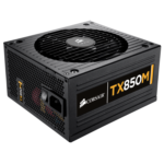 CORSAIR TX850M — 80 PLUS® Bronze Certified 850 Watt